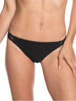 Roxy Plavkové kalhotky Garden Summers Regular Bottom True Black ERJX403691-KVJ0 XS