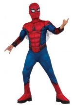 RUBIES - Kostým Spiderman Far from Home Deluxe kostým - vel.L