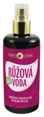 Růžová voda BIO Purity Vision 200 ml