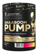 Shaaboom Pump - Kevin Levrone 385 g Orange