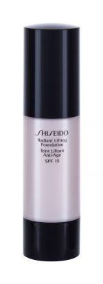 Shiseido Radiant Lifting Foundation - (WB60 Natural Deep Warm Beige) makeup SPF15 W Objem: 30 ml