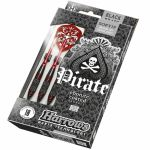 Šipky Harrows Pirate Soft 18g K Red 3ks