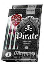 Šipky HARROWS Pirate softip 16g