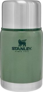 Stanley The Stainless Steel Vacuum Food Jar 0,70L Hammertone Green