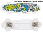 Street Surfing Fuel Skelectron