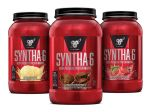 Syntha 6 - BSN 2260 g Strawberry Cream Swirl
