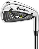 TaylorMade M2 Irons Steel 5-PW Right Hand Regular