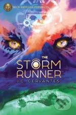 The Storm Runner - J.C. Cervantes