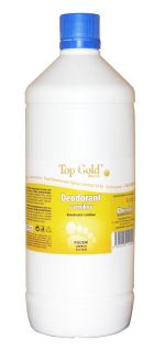 TOP GOLD Deodorant s arnikou 1000ml