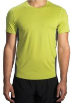 Triko Brooks Steady Tee Running 210912-324 Velikost XL