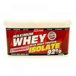 XXTREME NUTRITION Maximum Whey Protein Isolate 2200 g jahoda